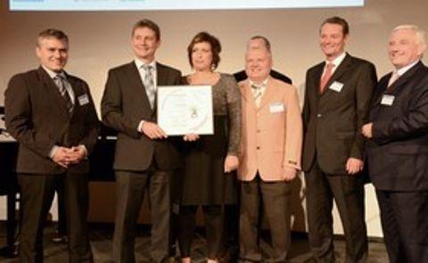 """Siebenwurst erneut Sieger in der Kategorie """"Externer Werkzeugbau über 50 Mitarbeiter"""""""