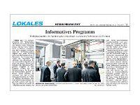Informatives Programm