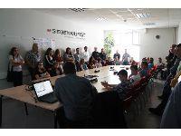 Erster Ausbildungsinformationstag bei Siebenwurst – Berufliche Zukunft fest im Blick