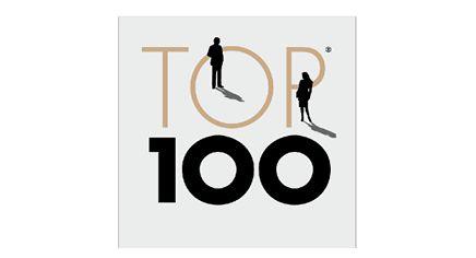 Top-100-Zertifikat