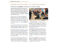 Digitale Transformation als Wachstumstreiber